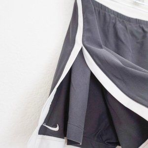 Nike Skirts - Nike black tennis mini skort